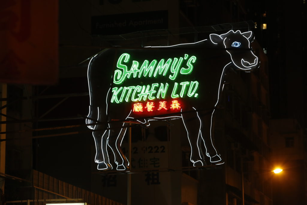 Hong Kong is Losing its Identity, One Neon Light at a Time