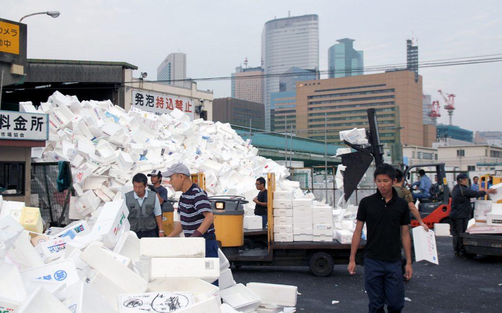 Tsukiji Wonderland, or Environmental Nightmare? - RICE