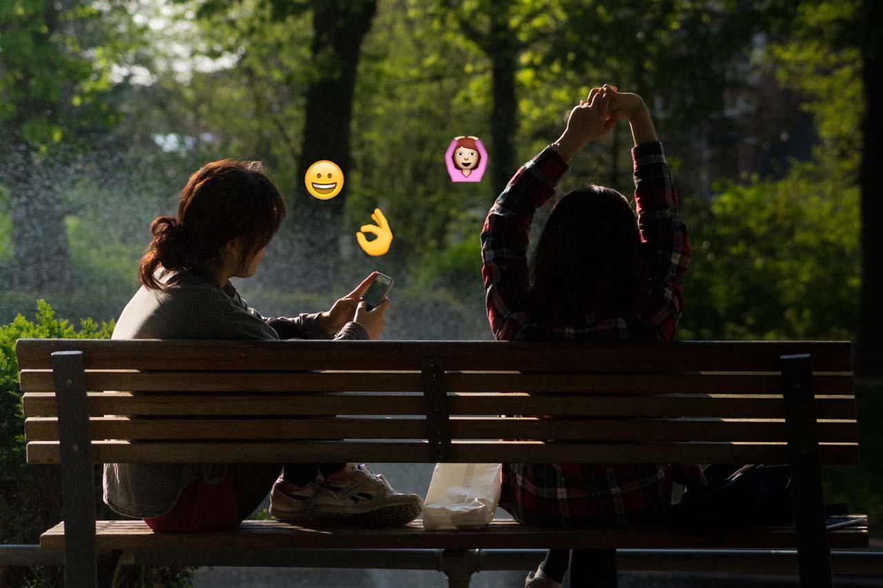 The Art of the Emoji Non-Reply - RICE