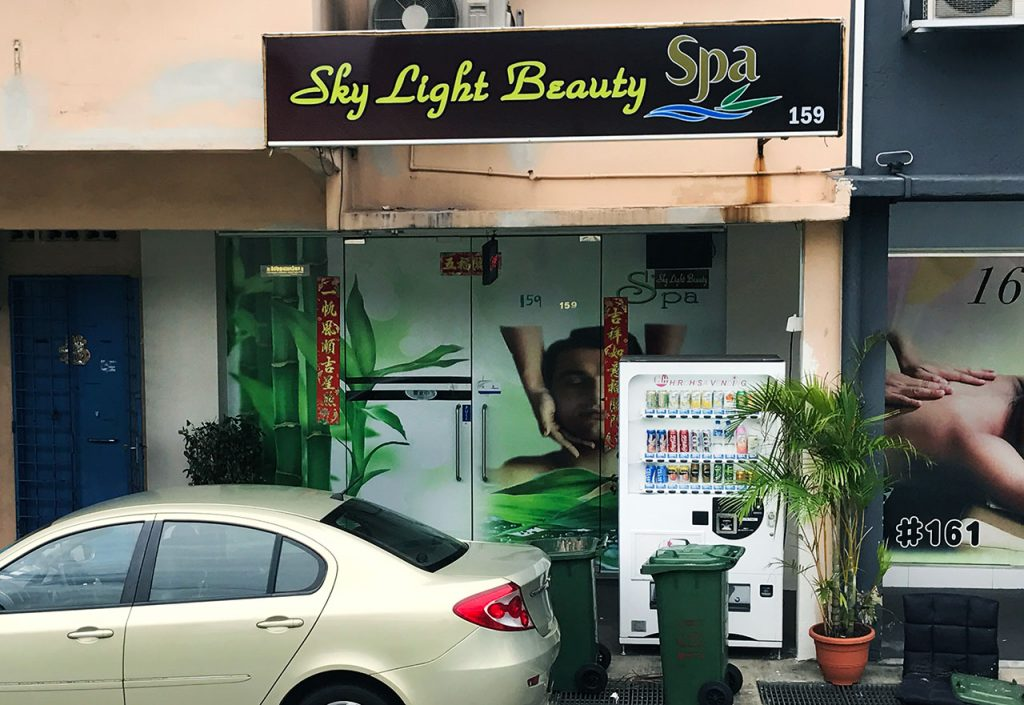 Sex Hieronta Singaporessa