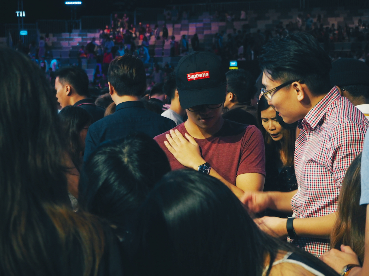 A Cynic Attempts to Find God at City Harvest Church