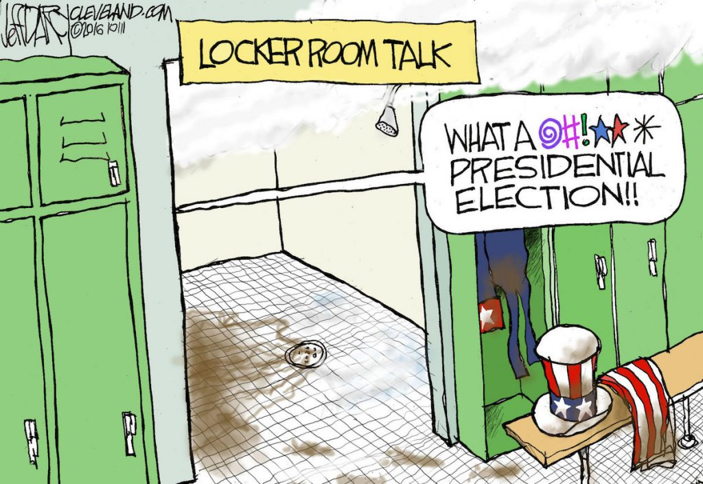 Locker Room Talk Is Harmless