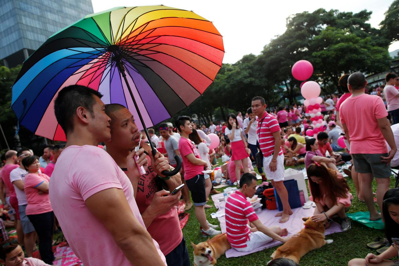 Singapore's Pragmatism is in Peril, and LGBT Rights Could Save It.
