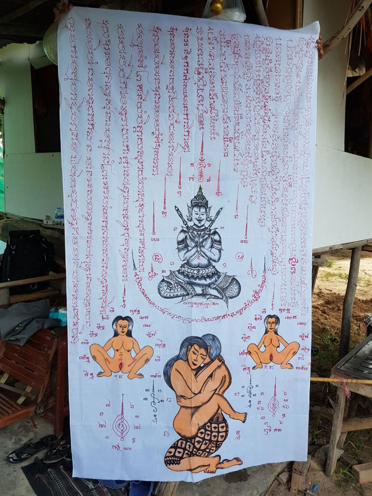 I Went Through a Thai Occult Ritual and Survived to Write