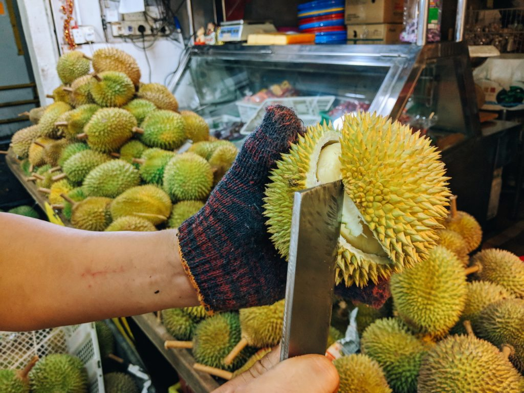 A Durian Hater was Given 3 Days to Love the Fruit. We Showed ...