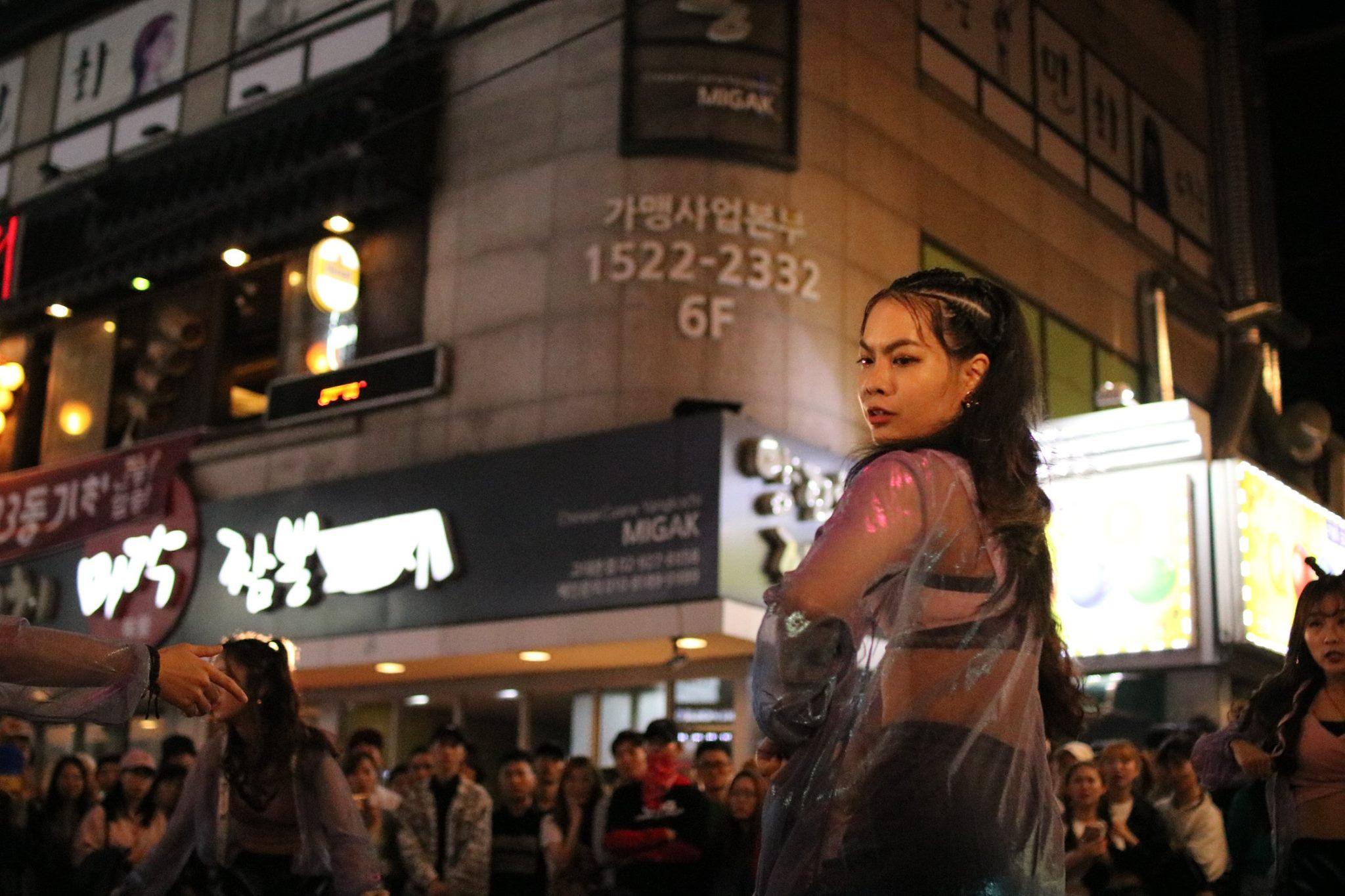 I Went to South Korea to Become A K-Pop Idol Backup Dancer