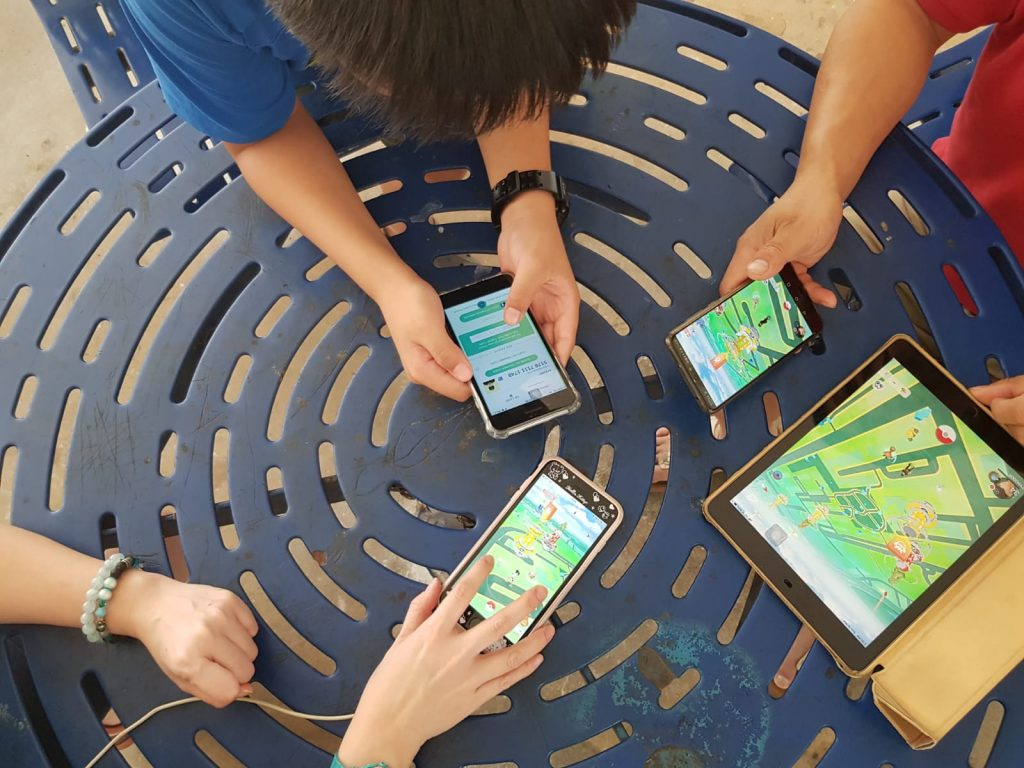 What if Pokémon Go Could Be the Solution to Singapore's