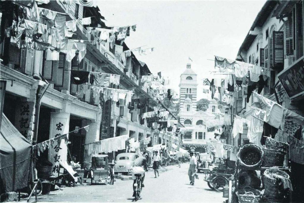 A Brief History of Lao Sai in Singapore