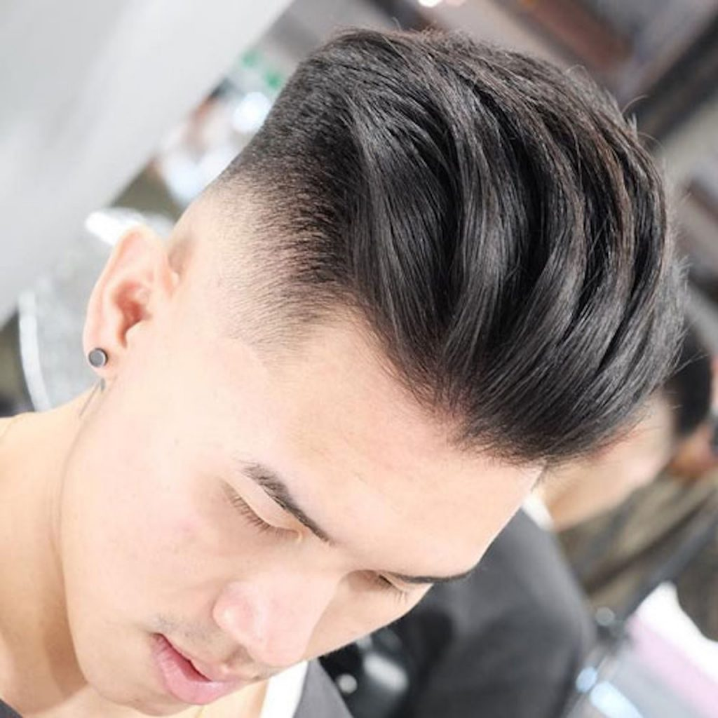 Douchiest Hairstyle For Singaporean Men