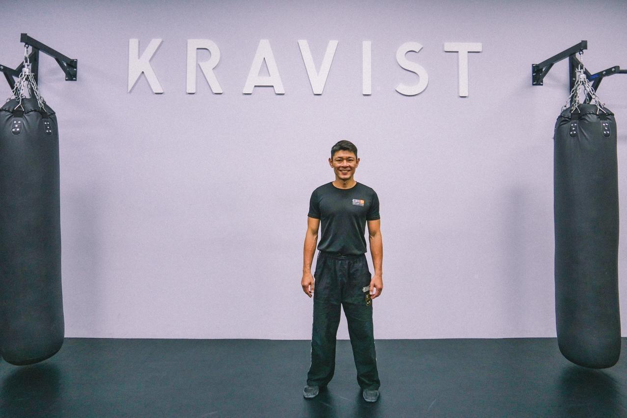 Former commando and Kravist Singapore co-owner Edwin Peng.