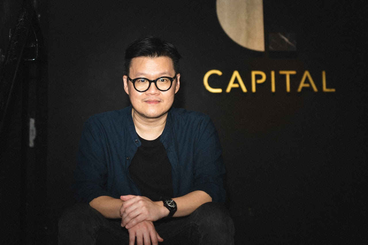 Wayne Lee, General Manager of Zouk Singapore